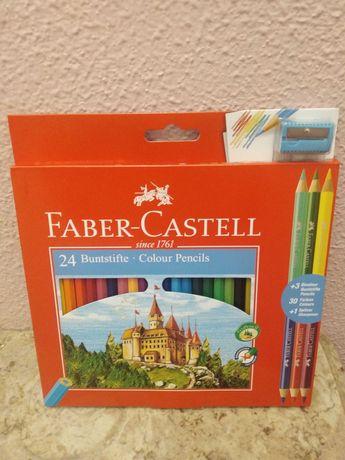 Lápis de cor Faber-Castell Novos