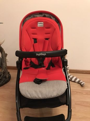 Peg-Perego Book plus Pop Up Stokke Concord