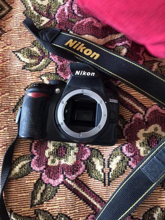 фотоаппарат Nikon D3100 оригинал с Европы объектив продан Киев - изображение 1