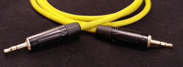 Kabel AUX Audio Jack-Jack STEREO 3,5mm