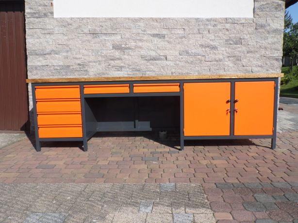 Stół warsztatowy (dostępny od ręki]