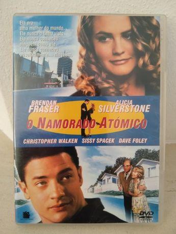 """DVD do filme """"O Namorado Atómico"""""""