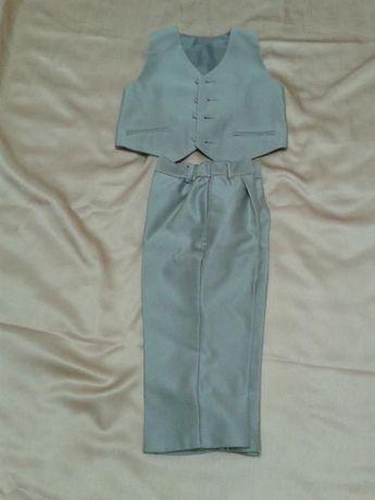 Нарядный костюм для мальчика 1-2 года.