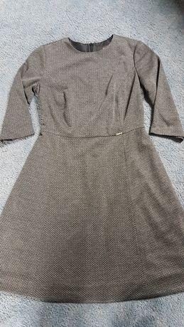 SIMPLE sukienka w pepitke rozm. 38