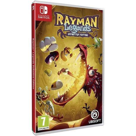 Jogo nintendo switch rayman
