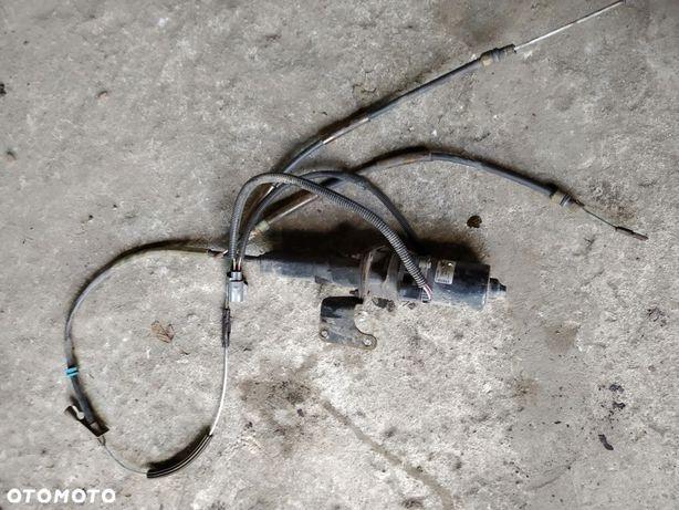 ELEKTRYCZNY HAMULEC RECZNY JAGUAR X350 X358