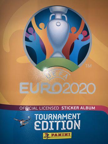 Cromos EURO 2020 Panini