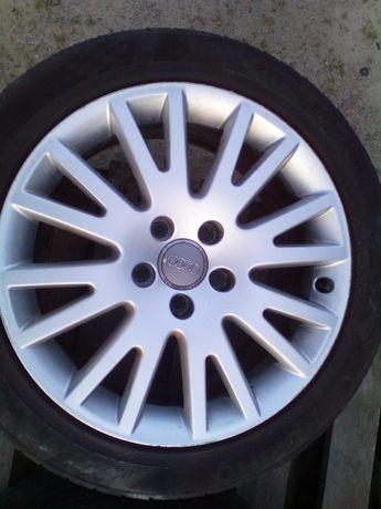 "Koło alufelga Audi A4 B6 B7 17"" 5x112 Oryginał"