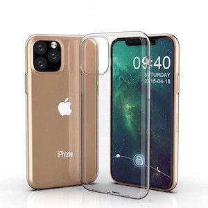 Ультратонкий силиконовый чехол 0.3mm на iPhone 11\ 11pro\11MaxXR.XS
