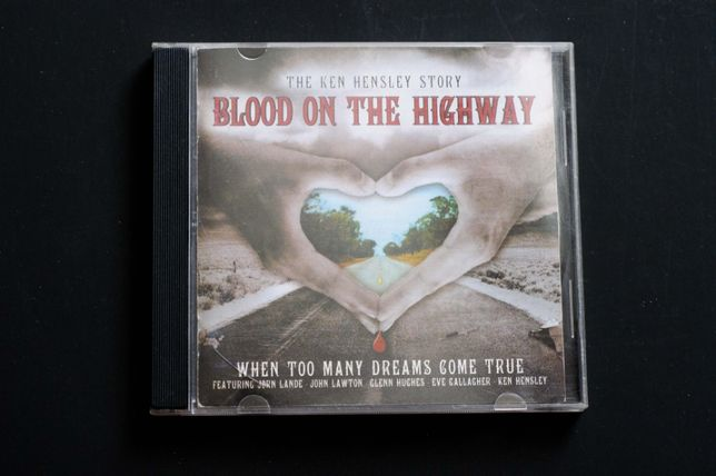 СD Ken Hensley – Blood On The Highway
