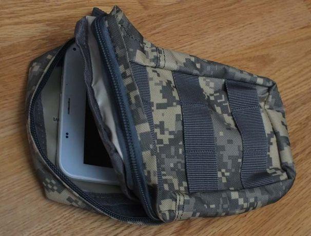 Чехол для планшета влагозащищенный сумка сумочка молле чохол кейс баул