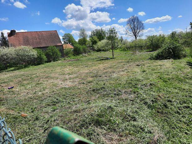 Działka 1100 m2  wieś Siedliska w sercu Mazur