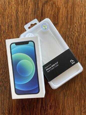 Iphone 12 mini NOVO 64gb + capa + película de vidro