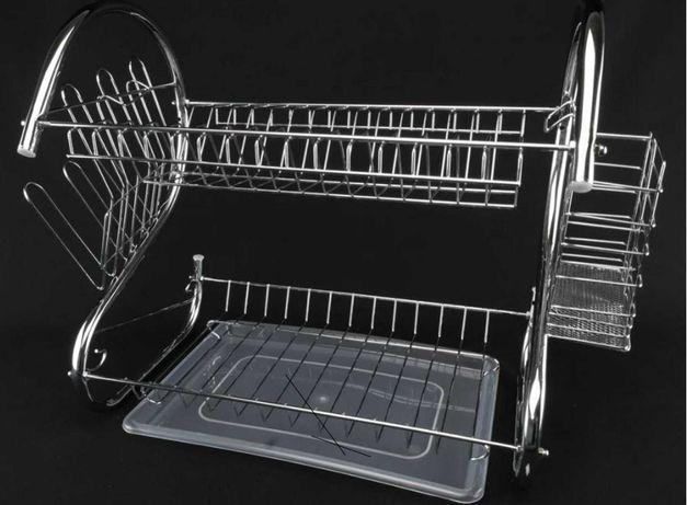 Сушилка для посуды кухонный органайзер