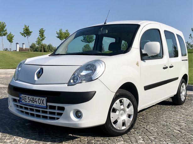 Renault Kango пассажир