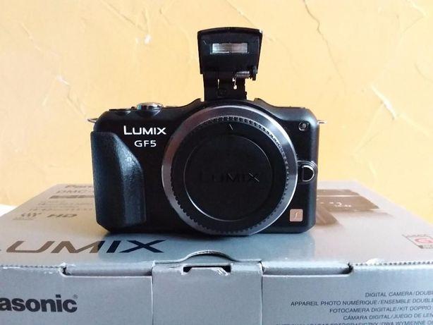 Aparat Panasonic Lumix Body Wymienna Optyka Z Japonii