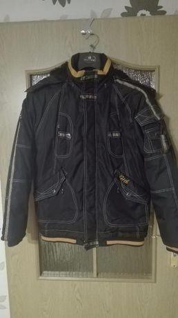Młodzieżowa zimowa kurtka 158