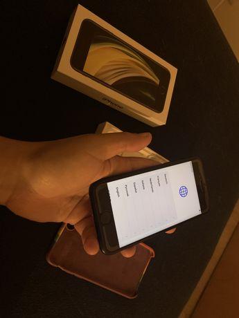 Iphone SE 2020 64gb black- lacrado na caixa - garantia 2 anos