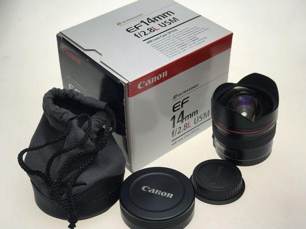 Obiektyw Canon EF 14mm f/2.8L USM Używany