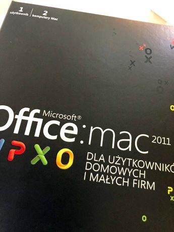 Office 2011 dla Mac w wersji dla Użytkowników Domowy i Małych Firm