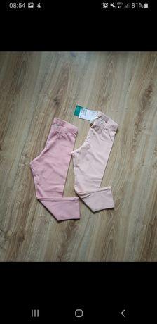 NOWE legginsy h&m 98 legi getry spodnie hm