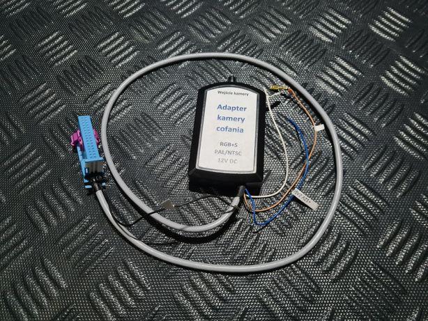 Moduł kamery cofania do RNS-E audi a3 a4 b6 b7