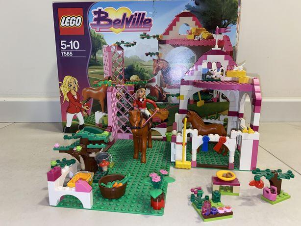 Lego Belville stadnina koni