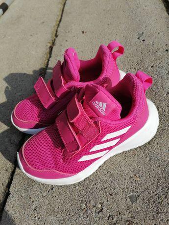 Buty dziewczęce firmy adidas