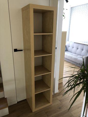 Regał półka IKEA Lack Kallax Expedit sosna słupek