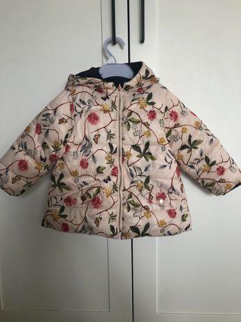 Kurtka Zara r. 98, jesienno/zimowa super stan