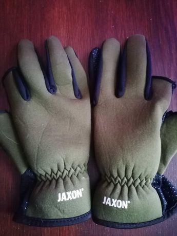 Rękawiczki wędkarskie na lód