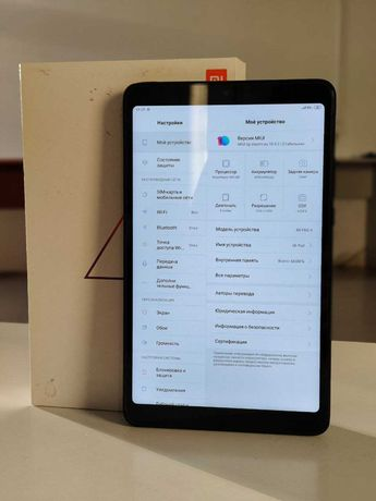 Планшет Xiaomi MI Pad 4 LTE 4GB\64