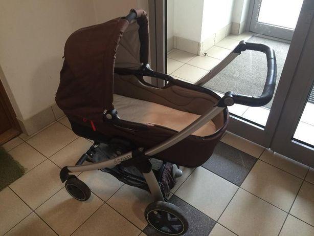 Wózek -Maxi Cosi 3w1 - gondola, spacerówka i fotelik samochodowy