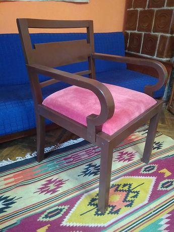Крісло антикварне 30-х років вінтажне