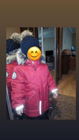 Куртка термо Lenne зима