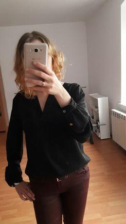 Czarna bluzka esmara