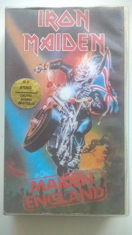 Kaseta Iron Maiden