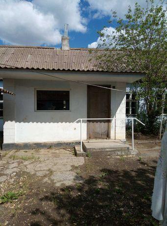 Дом 75 кв.м на участке 24 сотки в селе Новоградковка