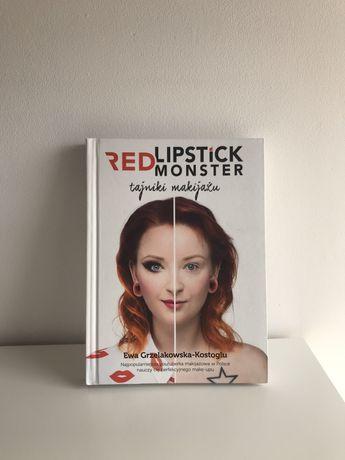 Red Lipstick Monster tajniki makijażu Ewa Grzelakowska-Kostoglu