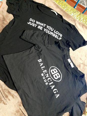 Футболки. Черные футболки