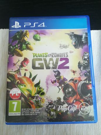 Gra plants vs zombies PS4