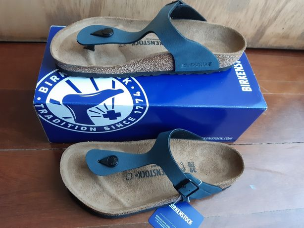 Sandálias Birkenstock nunca usadas