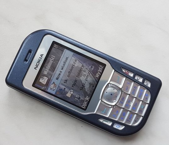 Nokia 6670 Bez sim loka + gry