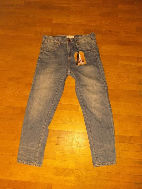 Spodnie damskie jeansowe boyfriend MANGO rozm.36 Nowe!!!