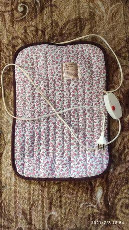 Срочно продам электро коврик грелка с чехлом режимы для зимы, холода