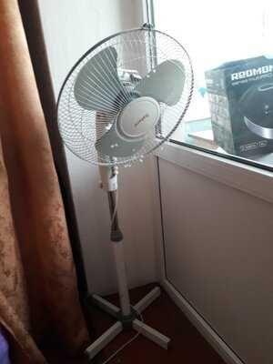 Вентилятор напольный Saturn