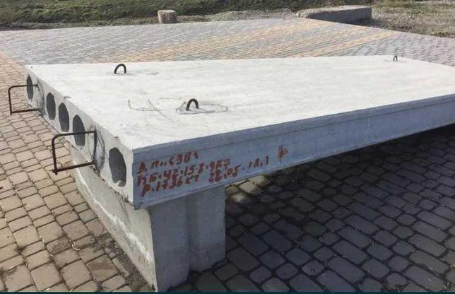 Плити перекриття Панелі Полегшені - краща ціна плиты перекрытия