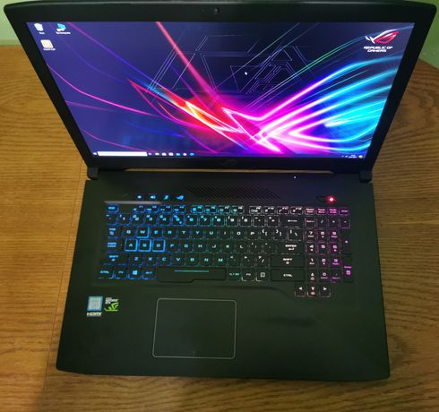 Laptop asus GL703GE-GC006T