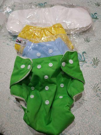 Продам многоразовые памперсы
