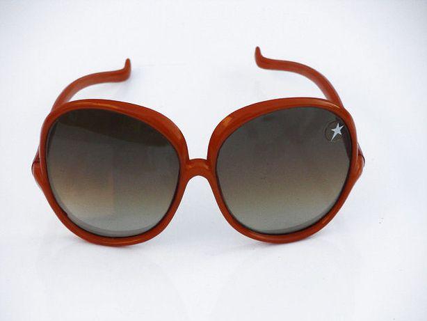 Okulary przeciwsłoneczne oryginalne stare lata 60